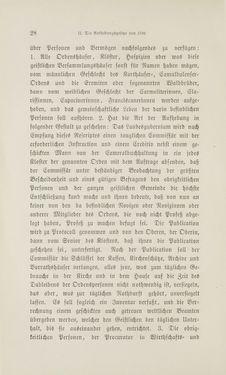 Bild der Seite - 28 - in Die Aufhebung der Klöster in Innerösterreich - 1782-1790