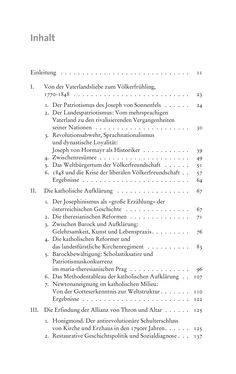 Bild der Seite - (000005) - in Aufklärung habsburgisch - Staatsbildung, Wissenskultur und Geschichtspolitik in Zentraleuropa 1750–1850