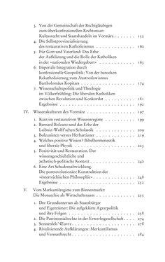 Bild der Seite - (000006) - in Aufklärung habsburgisch - Staatsbildung, Wissenskultur und Geschichtspolitik in Zentraleuropa 1750–1850