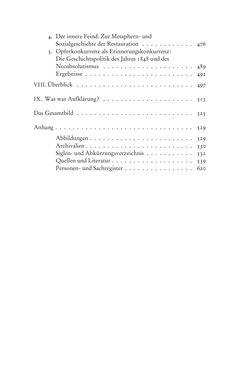 Bild der Seite - (000008) - in Aufklärung habsburgisch - Staatsbildung, Wissenskultur und Geschichtspolitik in Zentraleuropa 1750–1850