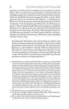 Bild der Seite - 28 - in Aufklärung habsburgisch - Staatsbildung, Wissenskultur und Geschichtspolitik in Zentraleuropa 1750–1850
