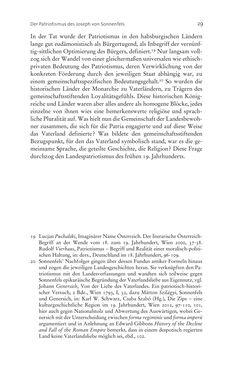 Bild der Seite - 29 - in Aufklärung habsburgisch - Staatsbildung, Wissenskultur und Geschichtspolitik in Zentraleuropa 1750–1850