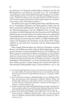 Bild der Seite - 82 - in Aufklärung habsburgisch - Staatsbildung, Wissenskultur und Geschichtspolitik in Zentraleuropa 1750–1850