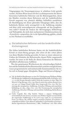 Bild der Seite - 83 - in Aufklärung habsburgisch - Staatsbildung, Wissenskultur und Geschichtspolitik in Zentraleuropa 1750–1850