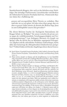 Bild der Seite - 90 - in Aufklärung habsburgisch - Staatsbildung, Wissenskultur und Geschichtspolitik in Zentraleuropa 1750–1850