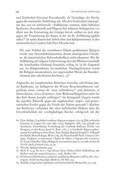 Bild der Seite - 94 - in Aufklärung habsburgisch - Staatsbildung, Wissenskultur und Geschichtspolitik in Zentraleuropa 1750–1850