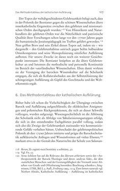 Bild der Seite - 107 - in Aufklärung habsburgisch - Staatsbildung, Wissenskultur und Geschichtspolitik in Zentraleuropa 1750–1850