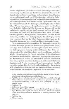 Bild der Seite - 128 - in Aufklärung habsburgisch - Staatsbildung, Wissenskultur und Geschichtspolitik in Zentraleuropa 1750–1850