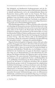 Bild der Seite - 133 - in Aufklärung habsburgisch - Staatsbildung, Wissenskultur und Geschichtspolitik in Zentraleuropa 1750–1850