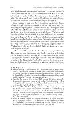 Bild der Seite - 150 - in Aufklärung habsburgisch - Staatsbildung, Wissenskultur und Geschichtspolitik in Zentraleuropa 1750–1850