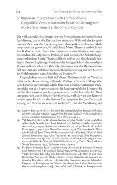 Bild der Seite - 174 - in Aufklärung habsburgisch - Staatsbildung, Wissenskultur und Geschichtspolitik in Zentraleuropa 1750–1850