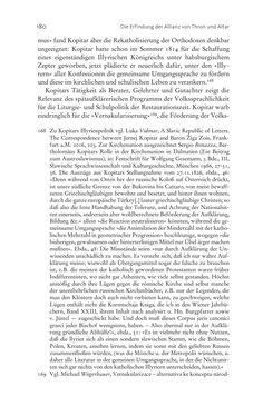 Bild der Seite - 180 - in Aufklärung habsburgisch - Staatsbildung, Wissenskultur und Geschichtspolitik in Zentraleuropa 1750–1850