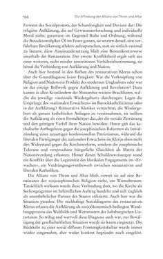 Bild der Seite - 194 - in Aufklärung habsburgisch - Staatsbildung, Wissenskultur und Geschichtspolitik in Zentraleuropa 1750–1850