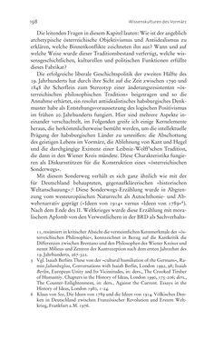 Bild der Seite - 198 - in Aufklärung habsburgisch - Staatsbildung, Wissenskultur und Geschichtspolitik in Zentraleuropa 1750–1850