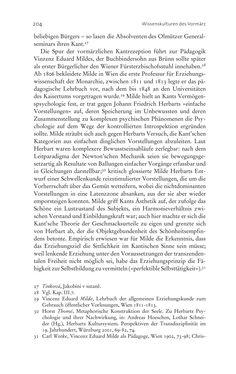 Bild der Seite - 204 - in Aufklärung habsburgisch - Staatsbildung, Wissenskultur und Geschichtspolitik in Zentraleuropa 1750–1850