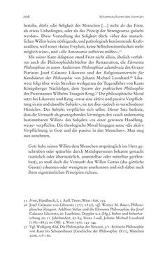 Bild der Seite - 206 - in Aufklärung habsburgisch - Staatsbildung, Wissenskultur und Geschichtspolitik in Zentraleuropa 1750–1850