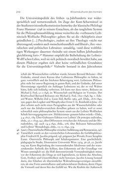 Bild der Seite - 210 - in Aufklärung habsburgisch - Staatsbildung, Wissenskultur und Geschichtspolitik in Zentraleuropa 1750–1850