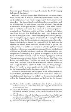 Bild der Seite - 218 - in Aufklärung habsburgisch - Staatsbildung, Wissenskultur und Geschichtspolitik in Zentraleuropa 1750–1850