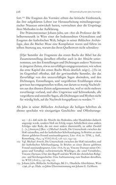 Image of the Page - 226 - in Aufklärung habsburgisch - Staatsbildung, Wissenskultur und Geschichtspolitik in Zentraleuropa 1750–1850