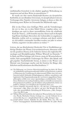 Bild der Seite - 236 - in Aufklärung habsburgisch - Staatsbildung, Wissenskultur und Geschichtspolitik in Zentraleuropa 1750–1850