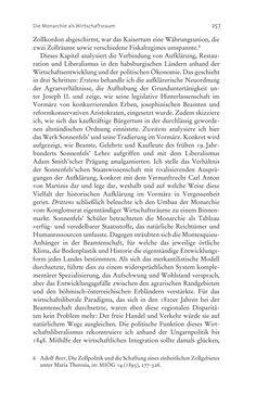 Bild der Seite - 257 - in Aufklärung habsburgisch - Staatsbildung, Wissenskultur und Geschichtspolitik in Zentraleuropa 1750–1850