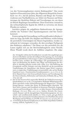 Bild der Seite - 262 - in Aufklärung habsburgisch - Staatsbildung, Wissenskultur und Geschichtspolitik in Zentraleuropa 1750–1850