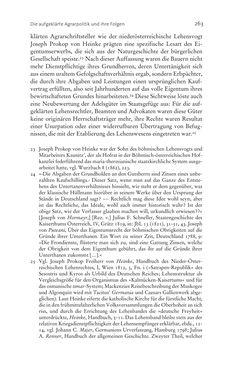 Bild der Seite - 263 - in Aufklärung habsburgisch - Staatsbildung, Wissenskultur und Geschichtspolitik in Zentraleuropa 1750–1850