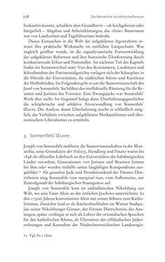 Bild der Seite - 278 - in Aufklärung habsburgisch - Staatsbildung, Wissenskultur und Geschichtspolitik in Zentraleuropa 1750–1850