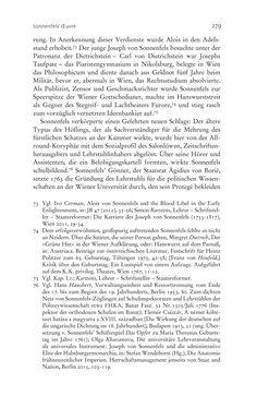 Bild der Seite - 279 - in Aufklärung habsburgisch - Staatsbildung, Wissenskultur und Geschichtspolitik in Zentraleuropa 1750–1850