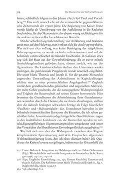 Bild der Seite - 314 - in Aufklärung habsburgisch - Staatsbildung, Wissenskultur und Geschichtspolitik in Zentraleuropa 1750–1850