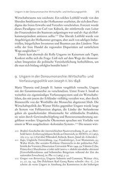 Image of the Page - 315 - in Aufklärung habsburgisch - Staatsbildung, Wissenskultur und Geschichtspolitik in Zentraleuropa 1750–1850