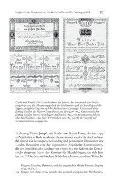 Bild der Seite - 317 - in Aufklärung habsburgisch - Staatsbildung, Wissenskultur und Geschichtspolitik in Zentraleuropa 1750–1850