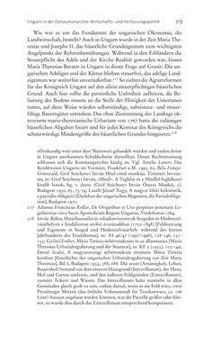 Bild der Seite - 319 - in Aufklärung habsburgisch - Staatsbildung, Wissenskultur und Geschichtspolitik in Zentraleuropa 1750–1850