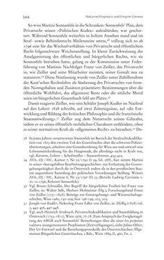Bild der Seite - 344 - in Aufklärung habsburgisch - Staatsbildung, Wissenskultur und Geschichtspolitik in Zentraleuropa 1750–1850