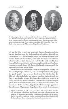Bild der Seite - 345 - in Aufklärung habsburgisch - Staatsbildung, Wissenskultur und Geschichtspolitik in Zentraleuropa 1750–1850
