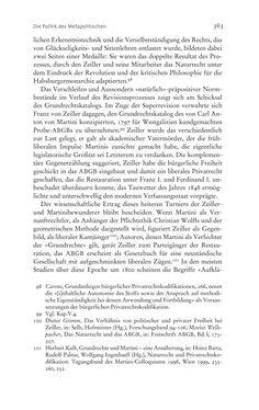 Bild der Seite - 363 - in Aufklärung habsburgisch - Staatsbildung, Wissenskultur und Geschichtspolitik in Zentraleuropa 1750–1850