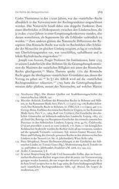 Bild der Seite - 369 - in Aufklärung habsburgisch - Staatsbildung, Wissenskultur und Geschichtspolitik in Zentraleuropa 1750–1850