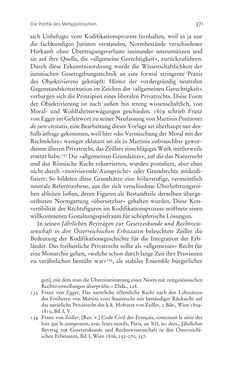 Bild der Seite - 371 - in Aufklärung habsburgisch - Staatsbildung, Wissenskultur und Geschichtspolitik in Zentraleuropa 1750–1850