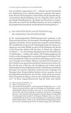 Image of the Page - 373 - in Aufklärung habsburgisch - Staatsbildung, Wissenskultur und Geschichtspolitik in Zentraleuropa 1750–1850