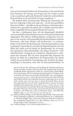 Bild der Seite - 374 - in Aufklärung habsburgisch - Staatsbildung, Wissenskultur und Geschichtspolitik in Zentraleuropa 1750–1850