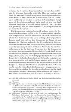 Bild der Seite - 377 - in Aufklärung habsburgisch - Staatsbildung, Wissenskultur und Geschichtspolitik in Zentraleuropa 1750–1850