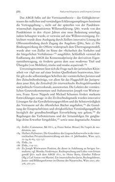 Bild der Seite - 386 - in Aufklärung habsburgisch - Staatsbildung, Wissenskultur und Geschichtspolitik in Zentraleuropa 1750–1850