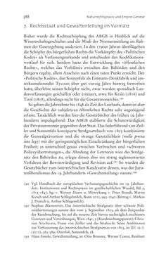 Image of the Page - 388 - in Aufklärung habsburgisch - Staatsbildung, Wissenskultur und Geschichtspolitik in Zentraleuropa 1750–1850