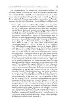 Bild der Seite - 415 - in Aufklärung habsburgisch - Staatsbildung, Wissenskultur und Geschichtspolitik in Zentraleuropa 1750–1850