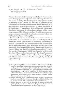 Image of the Page - 418 - in Aufklärung habsburgisch - Staatsbildung, Wissenskultur und Geschichtspolitik in Zentraleuropa 1750–1850