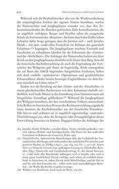 Bild der Seite - 420 - in Aufklärung habsburgisch - Staatsbildung, Wissenskultur und Geschichtspolitik in Zentraleuropa 1750–1850