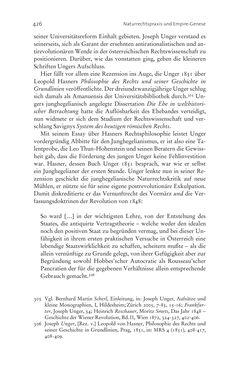 Bild der Seite - 426 - in Aufklärung habsburgisch - Staatsbildung, Wissenskultur und Geschichtspolitik in Zentraleuropa 1750–1850