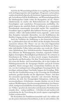 Bild der Seite - 451 - in Aufklärung habsburgisch - Staatsbildung, Wissenskultur und Geschichtspolitik in Zentraleuropa 1750–1850