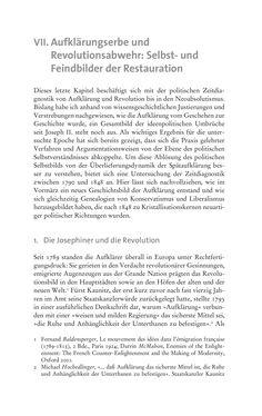 Bild der Seite - 455 - in Aufklärung habsburgisch - Staatsbildung, Wissenskultur und Geschichtspolitik in Zentraleuropa 1750–1850