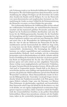 Bild der Seite - 510 - in Aufklärung habsburgisch - Staatsbildung, Wissenskultur und Geschichtspolitik in Zentraleuropa 1750–1850